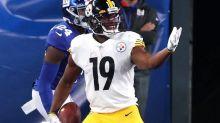 NFL: JuJu versüßt Big Bens Rückkehr gegen Giants