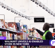 Walmart experiments with AI at New York store