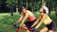Si montas en bici, mejor hazlo así