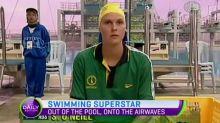 Aussie Olympian Susie O'Neill makes her radio debut on Nova 96.9