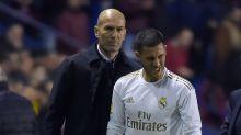 """Hazard veut marquer un but """"à la Zidane"""""""