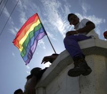 Some Of The First Migrants From Caravan To Reach U.S. Border Are LGBTQ Asylum Seekers