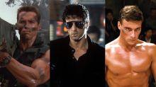 Las películas más ridículamente masculinas que hizo Hollywood (alguna vez)