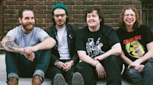 Modern Baseball, Kentish Town Forum, gig review: Getting by with a little help from their friends
