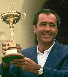Seve Ballesteros: Special talent – and man