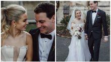 TV presenter Emma Freedman marries in lavish ceremony