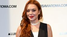 Lindsay Lohan Says She's 'Had Enough' With Dating on 'Wendy Williams Show'