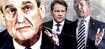 'National Disgrace!': Trump intensifies attack on Mueller