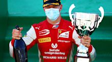 Schumacher trionfa a Monza. È Mick, 14 anni dopo il padre