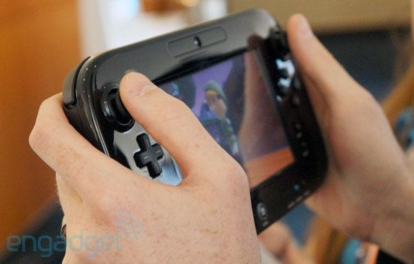 Nintendo Wii U and games hands-on (video)