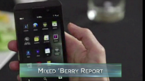 Hot Stock Minute: Mixed BlackBerry Report