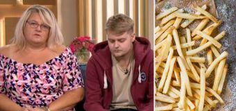 Mum of boy who went blind from chips blames NHS