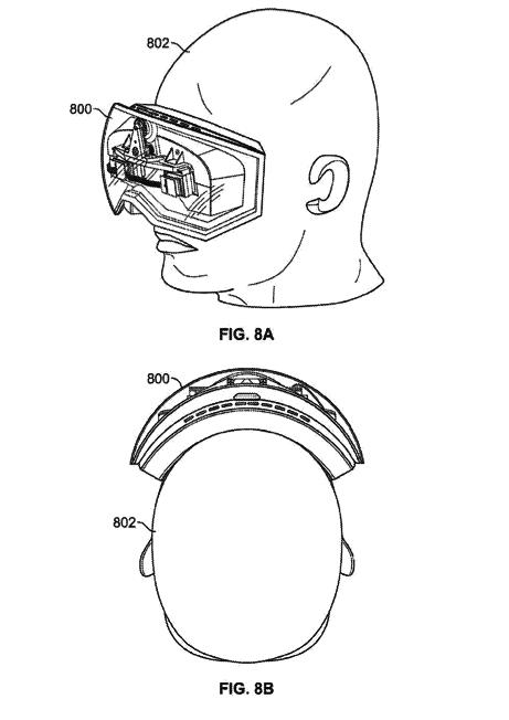 Apple stellt Patentantrag für Head-Mounted-Display