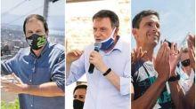 Apoio de Bolsonaro gera polêmica entre candidatos no Rio