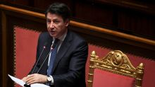 Italy PM vows not to nationalise firms as EU head demands unity