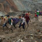 More bodies found at Myanmar jade mine disaster