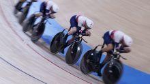 Great Britain's Olympic men's team pursuit crown under threat in Tokyo