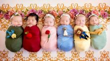Babies as Disney princesses are the cutest thing you'll see today