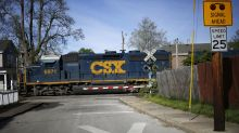 CSX Rises After Stunning Wall Street With Rail-Efficiency Gains