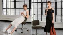 夏日必學:長裙與球鞋原來這樣合襯!