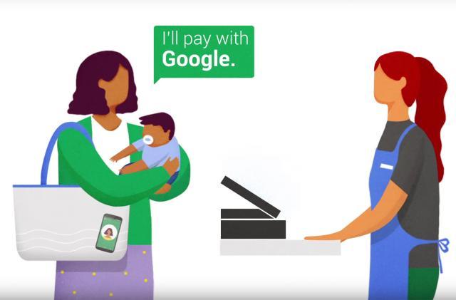 Google kicks off a public pilot for Hands Free mobile payments