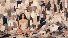 Kim Kardashian lanza nuevos modelos de prendas modeladoras para celebrar el primer aniversario de SKIMS