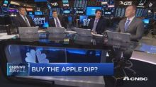 Clients trust Apple stock despite its recent dip, says TD...