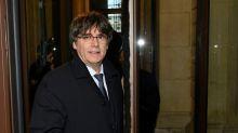 Puigdemont y Comín reclaman al Europarlamento ocupar su escaño y el presidente replica que aplicará las leyes
