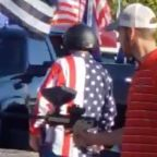 Man at Pro-Trump Rally in Portland Fires Paintball Gun Towards Protesters