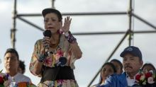 La vicepresidenta de Nicaragua dice que su Gobierno fue víctima del odio
