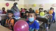 Syria's schools open amid anti-coronavirus measures