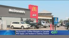 McDonald's serves pregnant woman coffee mixed with cleaning fluid
