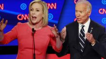 Gillibrand confronts Biden over his treatment of women — personally and politically