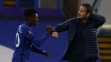 Frank Lampard tells Callum Hudson-Odoi to work harder for Chelsea place