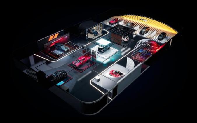 Fiat Chrysler CES showcase