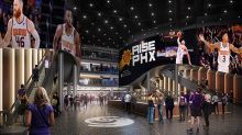 Suns' latest Transformation Thursday shows off new pavilion bar