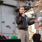 US Navy captain fired over leaked coronavirus warning letter has reportedly tested positive