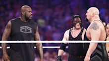 Big Show Q&A: Shaquille O'Neal is 'scared' to wrestle me at WrestleMania 33