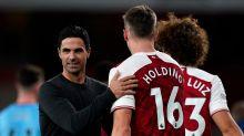 """Arsenal - Mikel Arteta : """"Je suis ravi des trois points"""""""