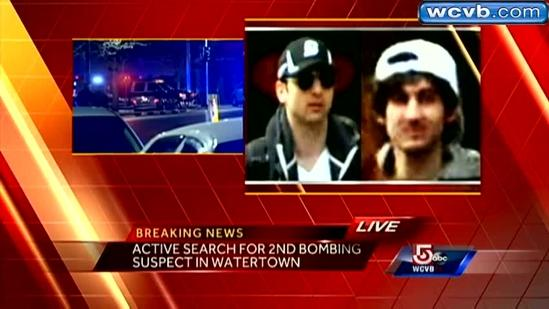 Suspects in MIT shooting are marathon bombers