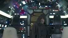Luke Skywalker's Return To The Millennium Falcon Will Give You Chills