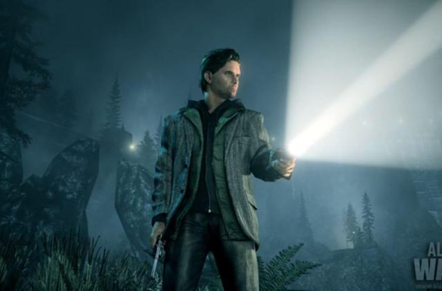 'Alan Wake' is back on Steam thanks to new music licenses