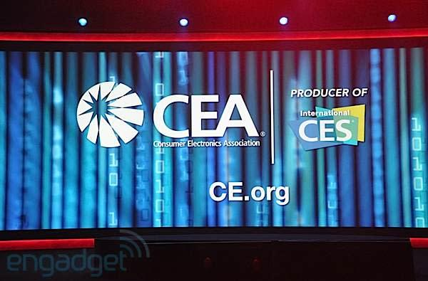 Live from CES 2011's opening keynote with Verizon CEO Ivan Seidenberg