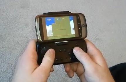 Game Gripper going Bluetooth, just needs a little funding (video)