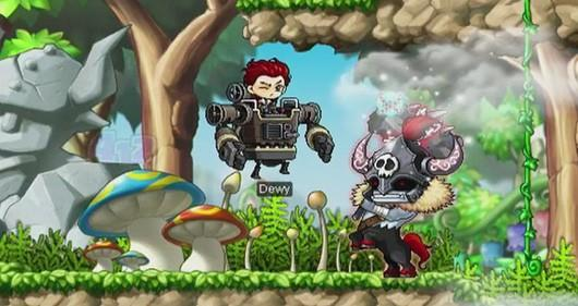 Massively Exclusive:  Maplestory Age of Triumph trailer