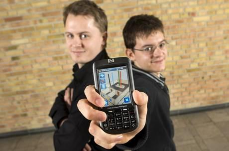 New 3D software tracks peoples' location in buildings