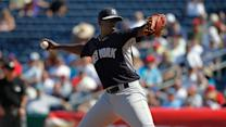 Luis Severino close to helping the Yankees
