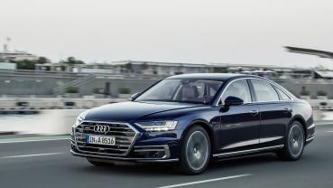 2021 年式 Audi A8 雙車款正式發售,短軸版 429 萬起升級 35 萬元豪華配備