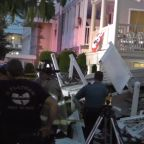 Multiple people injured after deck collapses in New Jersey