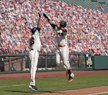 Giants lose to Padres, miss playoffs on season's final day